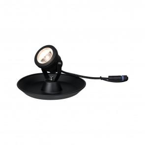 Plug & Shine Underwater Spot Ø 20 cm schwarz