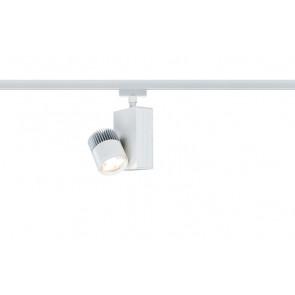 Spot TecLed Höhe 16 cm weiß 1-flammig zylinderförmig