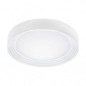 Ontaneda 1, Ø 32,5 cm, IP44 Bad, inkl LED, Weiß