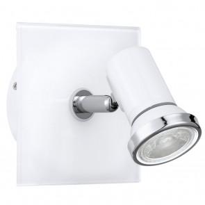 Tamara 1, inkl LED, 1-flammig, IP44, weiß
