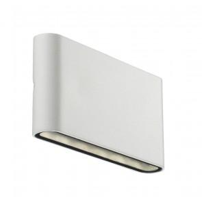 Kinver, LED, IP54, weiß