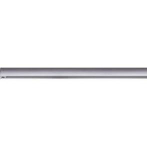 URail Light&Easy Schiene Länge 50 cm metallisch 1-flammig eckig