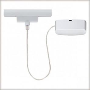 URail Light&Easy Stromeinspeisung Länge 50 cm weiß rechteckig