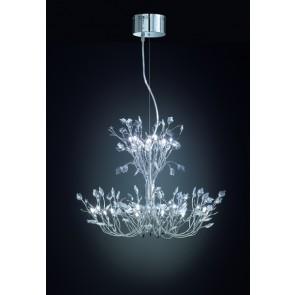Cinderella, 20-flammig, Glaskristall