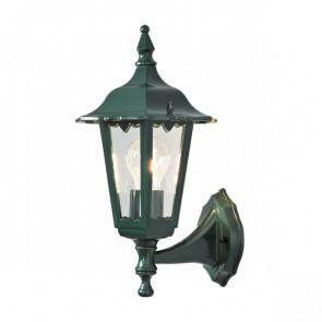 Firenze Höhe 36 cm grün 1-flammig viereckig