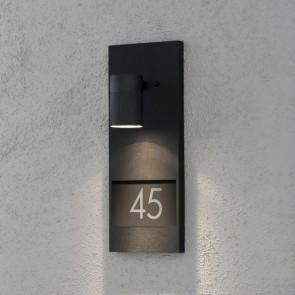 Modena, Platz für drei Ziffern, Schwarz