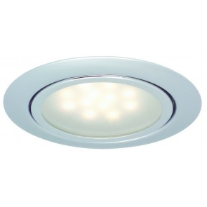 Micro Line LED, Chrom, 3x1 W