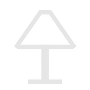 Mayfair Höhe 52 cm grau 2-flammig rund