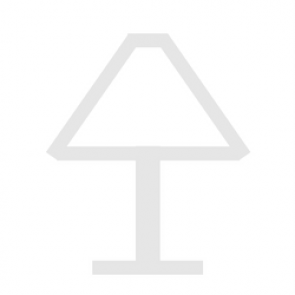 Bel Air Länge 234 cm beige 6-flammig zylinderförmig