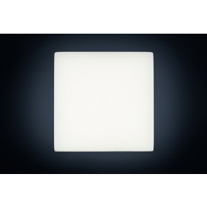 QUATTRA, LED 3000K, 17W, 1329lm, DALI, 280x280mm