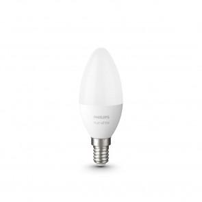 E14 Kerze White, Erweiterung, 470 lm, 2.700 K